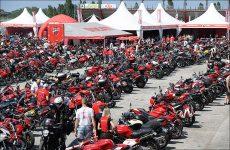 81.000 Besucher bei World Ducati Week