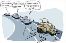 Unfallhilfe ist Pflicht