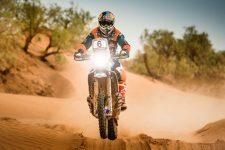 """Matthias Walkner gewinnt die """"Rallye OiLibya Maroc"""" – Event"""