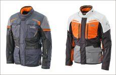 KTM-Jacken mit Airbag von Alpinestars