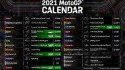 Vorläufiger MotoGP-Kalender 2021 | Tourenfahrer