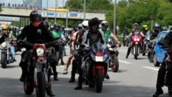 Thousands of German motorcyclists demonstrate against r… | Visordown